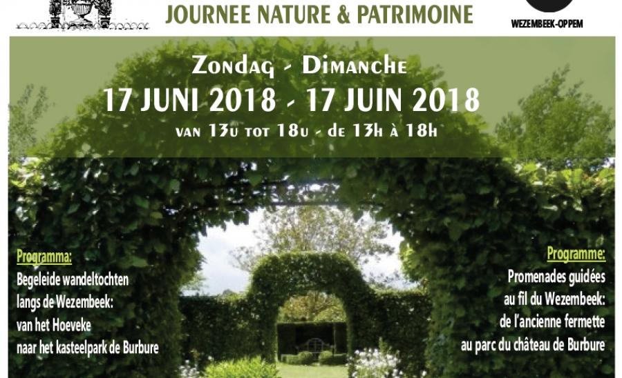Journée Nature et patrimoine dimanche 17 juin
