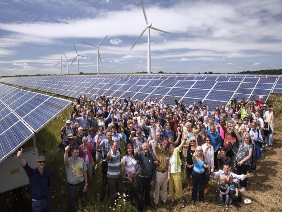Soirée Coopérative énergétique Wezembeek-Oppem