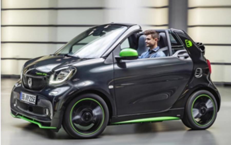 La voiture du futur?